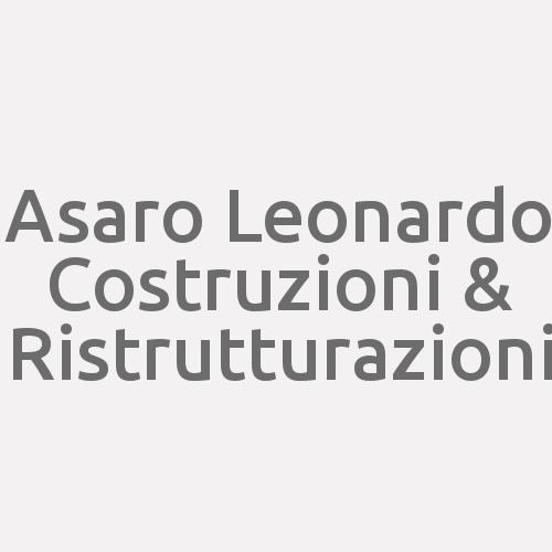 Asaro Leonardo Costruzioni & Ristrutturazioni