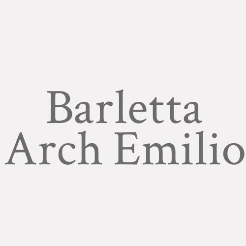 Barletta Arch Emilio