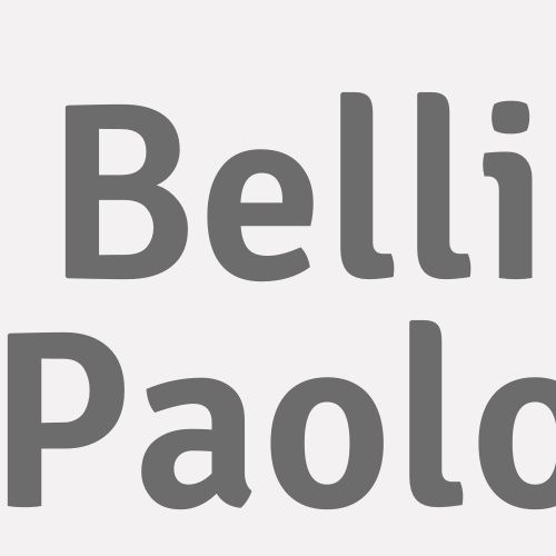 Belli Paolo