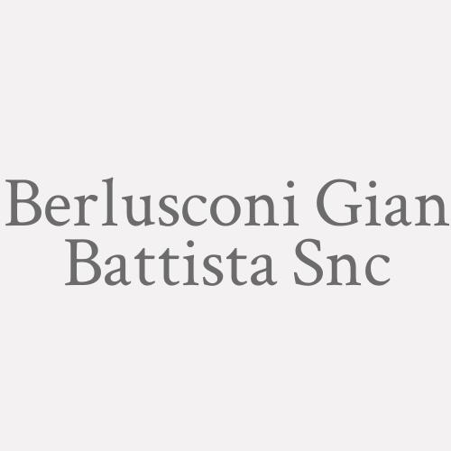 Berlusconi Gian Battista Snc