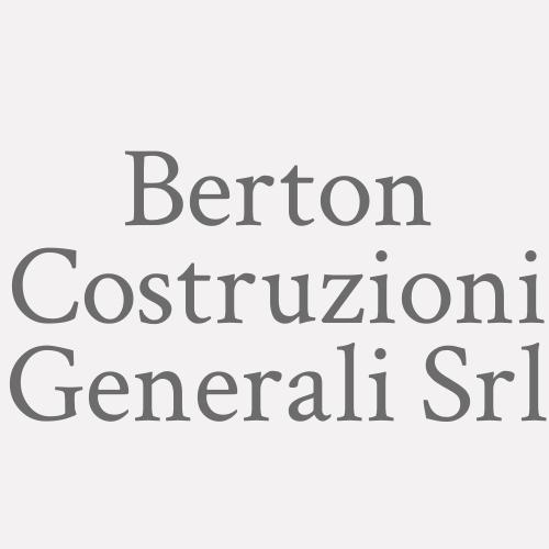 Berton Costruzioni Generali Srl