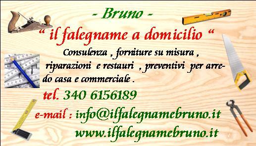 Panato Bruno - Il Falegname A Domicilio
