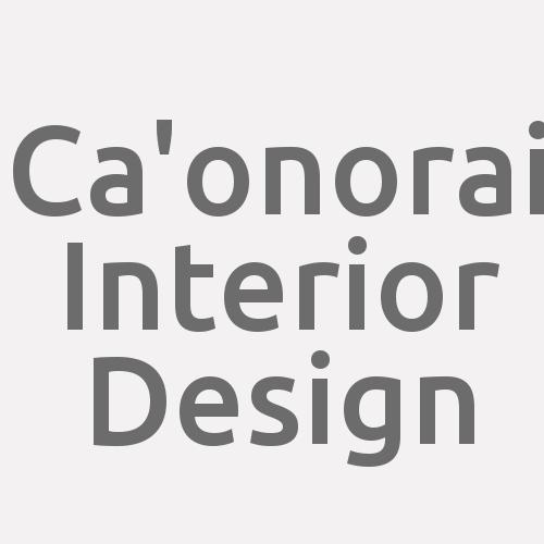 Ca'onorai Interior Design
