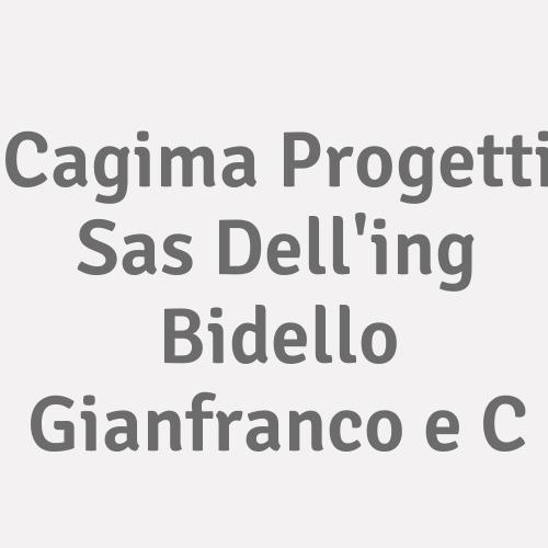 Cagima Progetti Sas Dell'ing Bidello Gianfranco e C