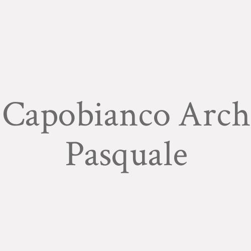 Capobianco Arch Pasquale