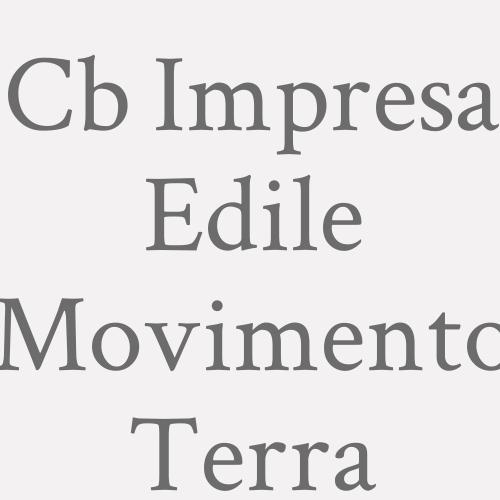 Cb Impresa Edile Movimento Terra