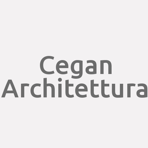Cegan Architettura