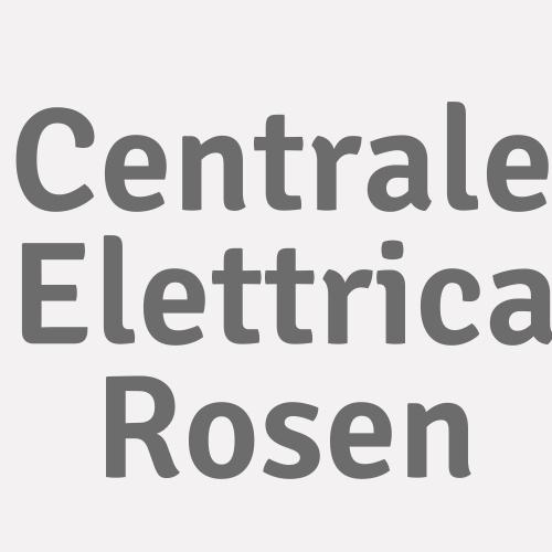 Centrale Elettrica Rosen