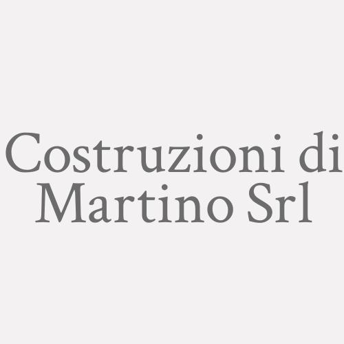 COSTRUZIONI DI MARTINO srl