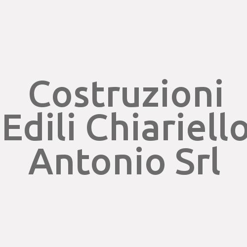 Costruzioni Edili Chiariello Antonio srl