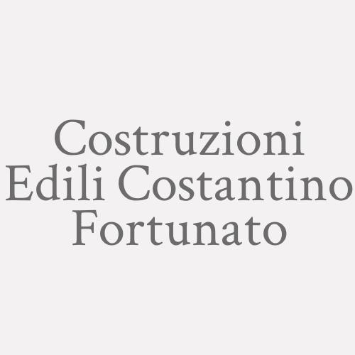 Costruzioni Edili Costantino Fortunato