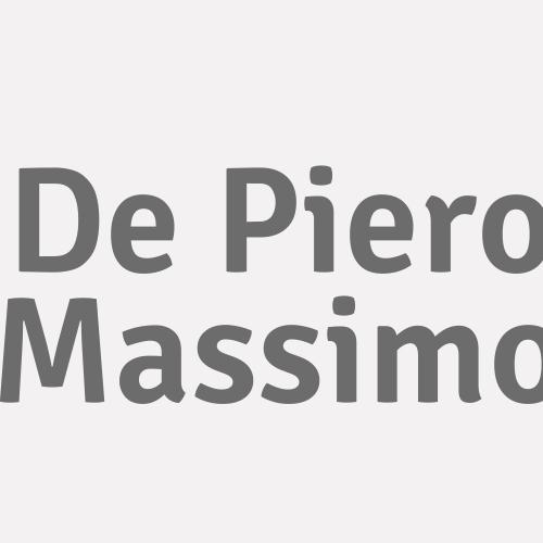 De Piero Massimo