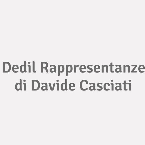 Dedil Rappresentanze di Davide Casciati