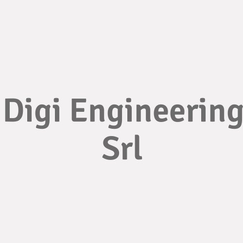 Digi Engineering Srl