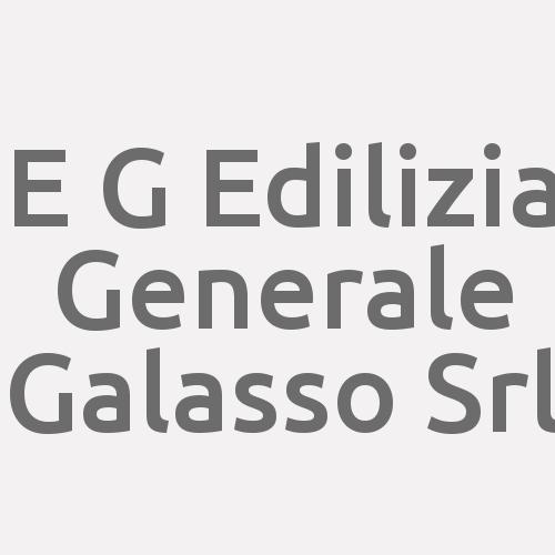 E G Edilizia Generale Galasso Srl