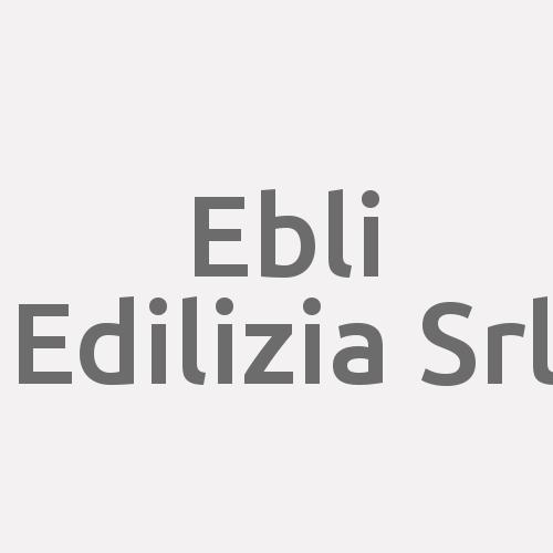 Ebli Edilizia Srl