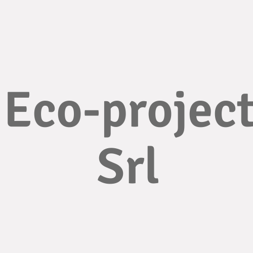 Eco-project Srl