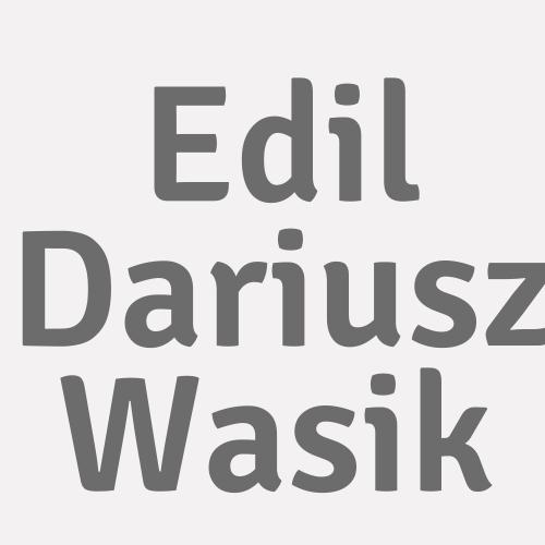 Edil Dariusz Wasik