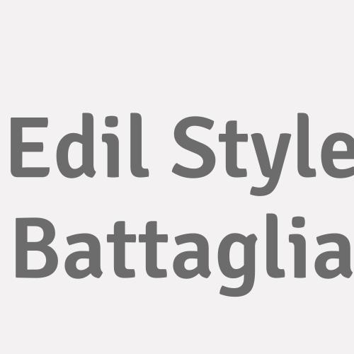 Edil Style Battaglia