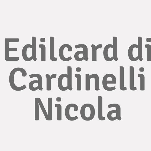 Edilcard Di Cardinelli Nicola