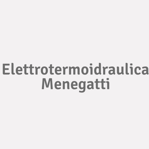 Elettrotermoidraulica Menegatti