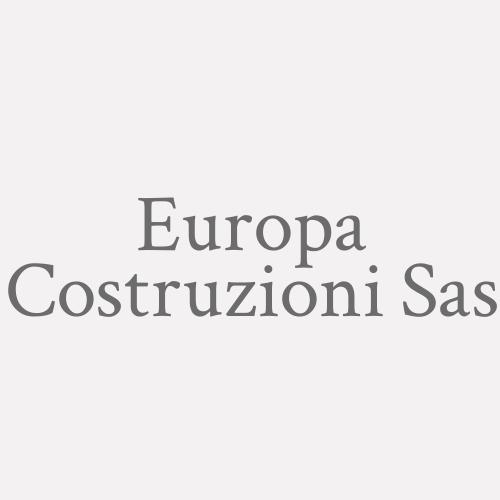 EUROPA COSTRUZIONI sas
