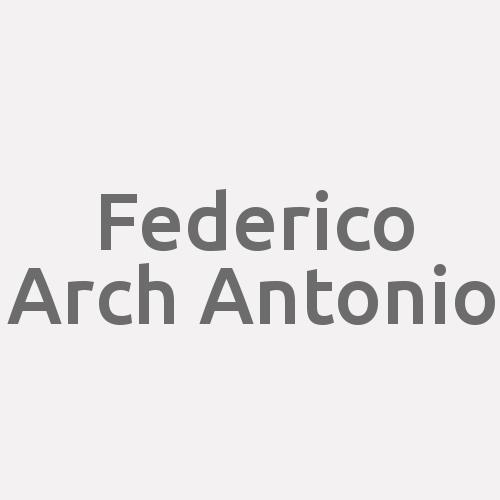 Federico Arch Antonio