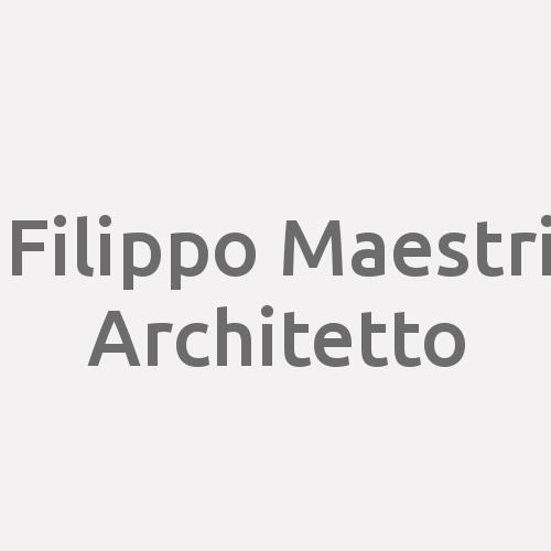 Filippo Maestri Architetto