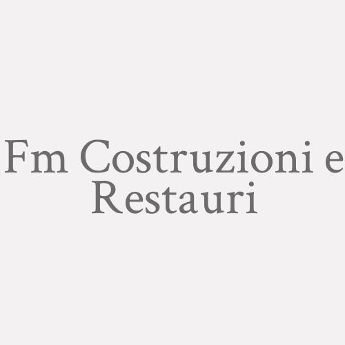 Fm Costruzioni E Restauri