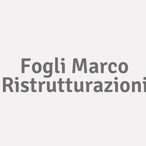 Fogli Marco Ristrutturazioni