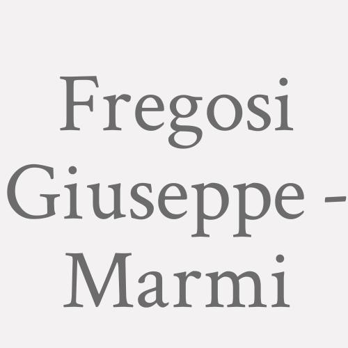 Fregosi Giuseppe - Marmi
