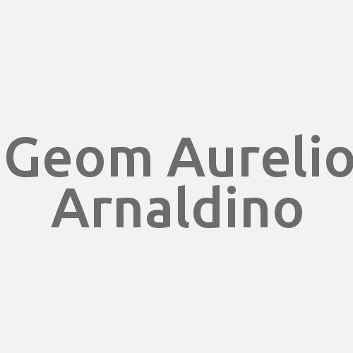 Geom. Aurelio Arnaldino
