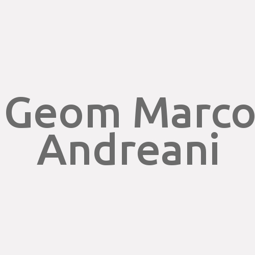 Geom. Marco Andreani