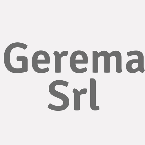 Gerema Srl