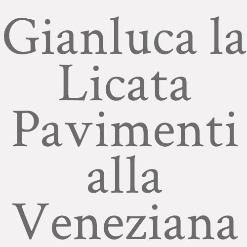 gianluca la licata pavimenti alla veneziana