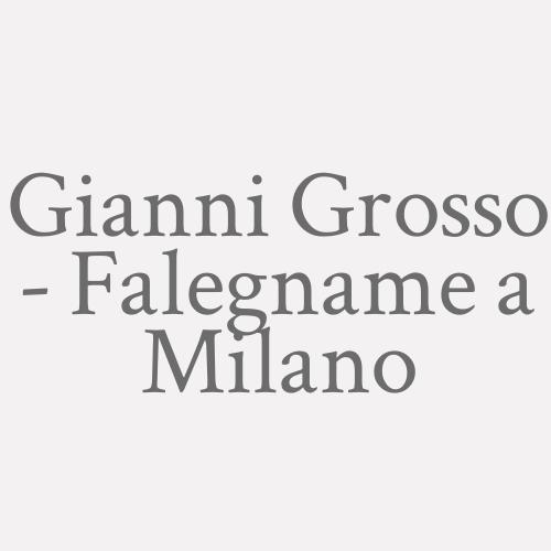 Gianni Grosso - Falegname a Milano