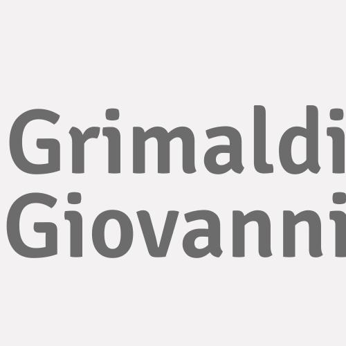 Grimaldi Giovanni