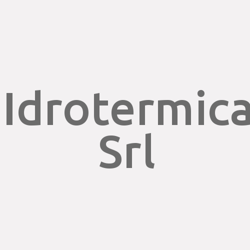 Idrotermica Srl