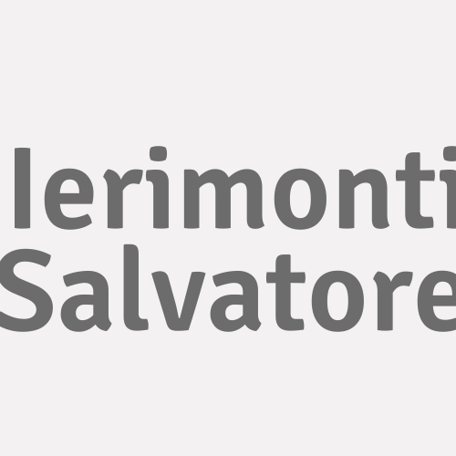 Ierimonti Salvatore