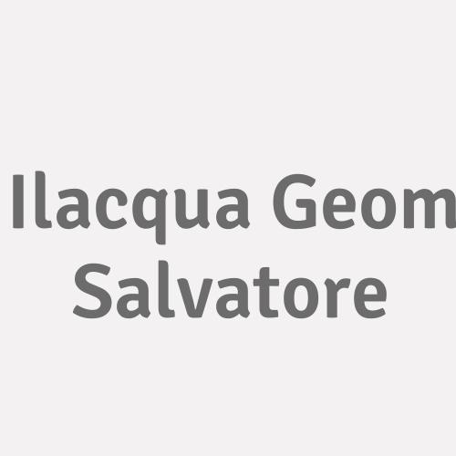 Ilacqua Geom Salvatore