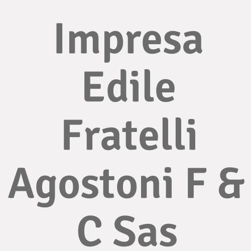 Impresa Edile Fratelli Agostoni F & C Sas