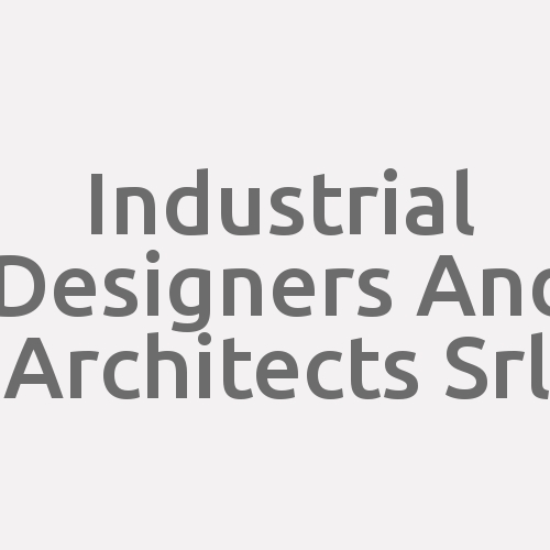 Industrial Designers And Architects Srl