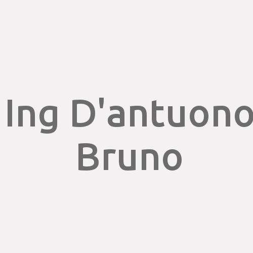 Ing D'antuono Bruno