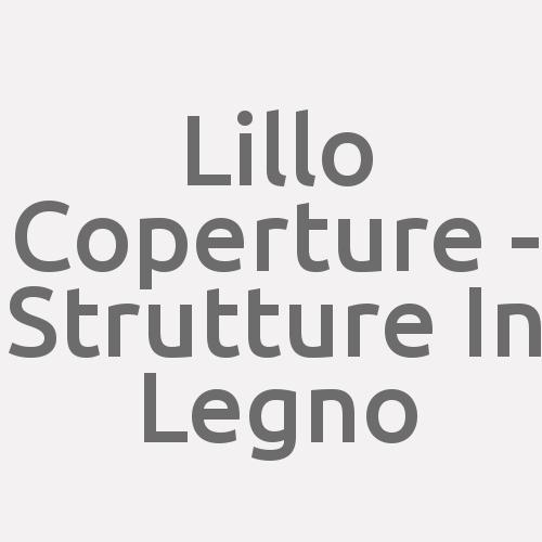 Lillo Coperture - Strutture In Legno