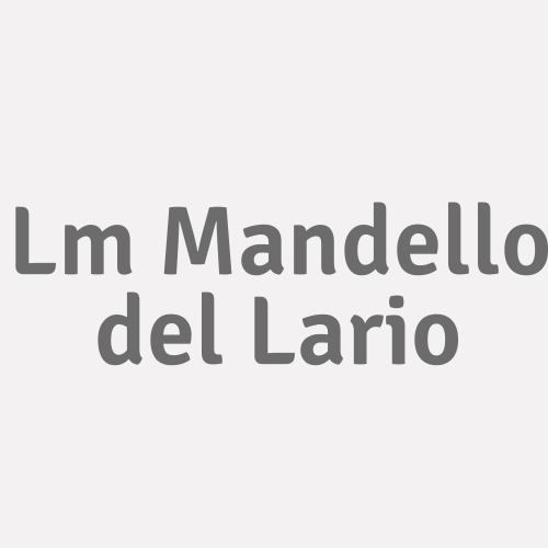Lm Mandello del Lario