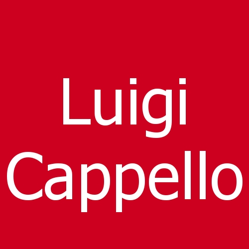 Luigi Cappello