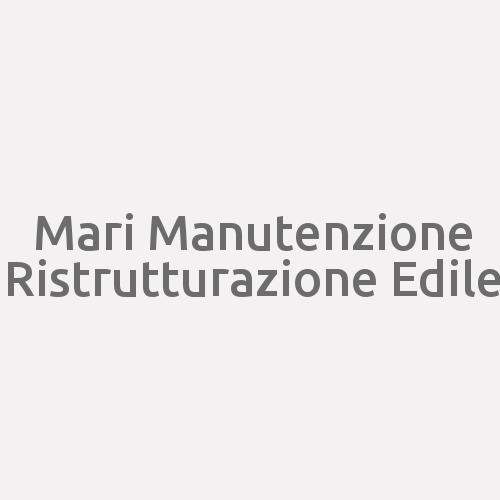 Ma.ri. Manutenzione Ristrutturazione Edile