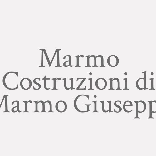 MARMO COSTRUZIONI di Marmo Giuseppe