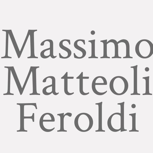 Massimo Matteoli Feroldi