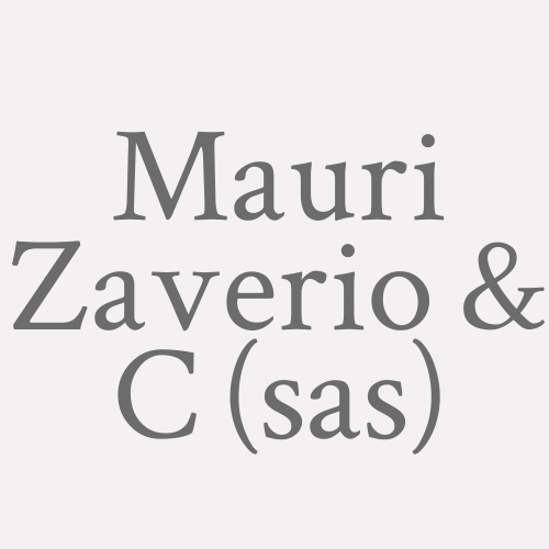 Mauri Zaverio & C (sas)